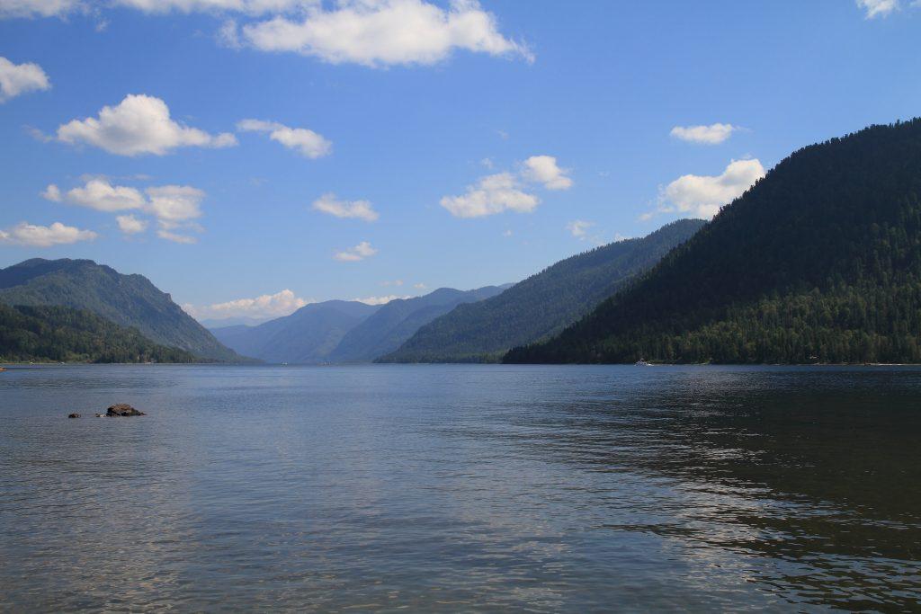 Горный Алтай - Телецкое озеро