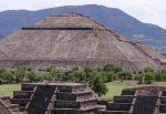 Древний город Теотиуакан - пирамиды