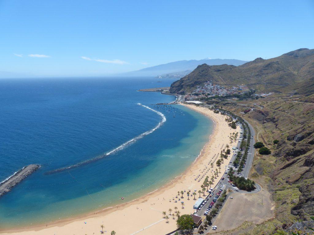 Фото пляжа Тереситас