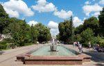 Площадь в центре Тернополя
