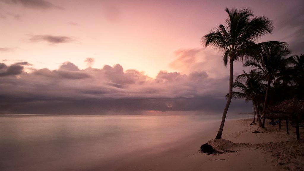 Стоковое фото тропический пляж