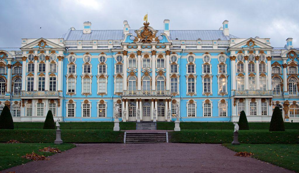 Дворец Царское Село в Пушкин, Санкт-Петербург