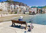 Фото поселка Цефалу на Сицилии