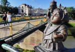 Мост в Ужгороде фото