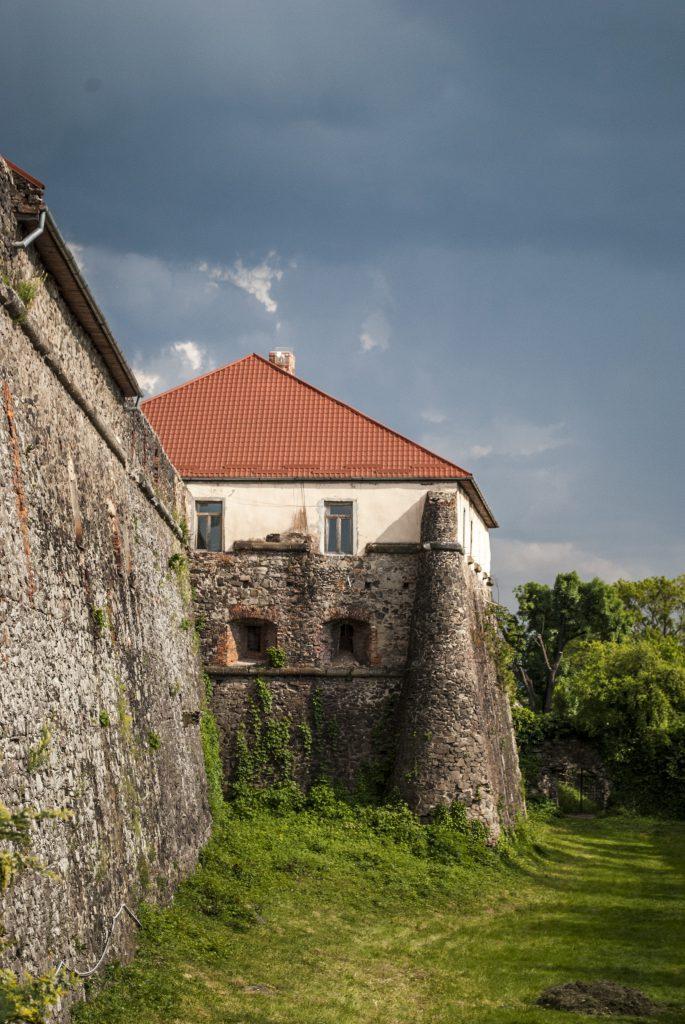 Ужгородский замок фото