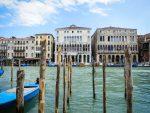 Панорама канала в Венеции