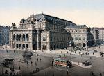 Венская опера в начале 20 века