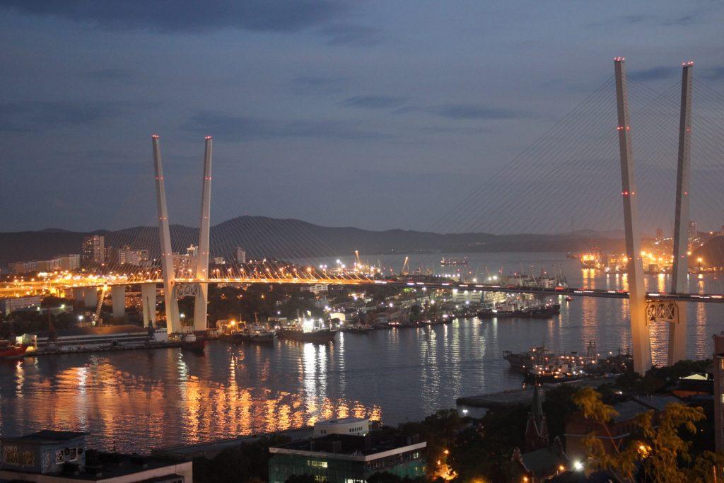 Владивосток - Золотой мост