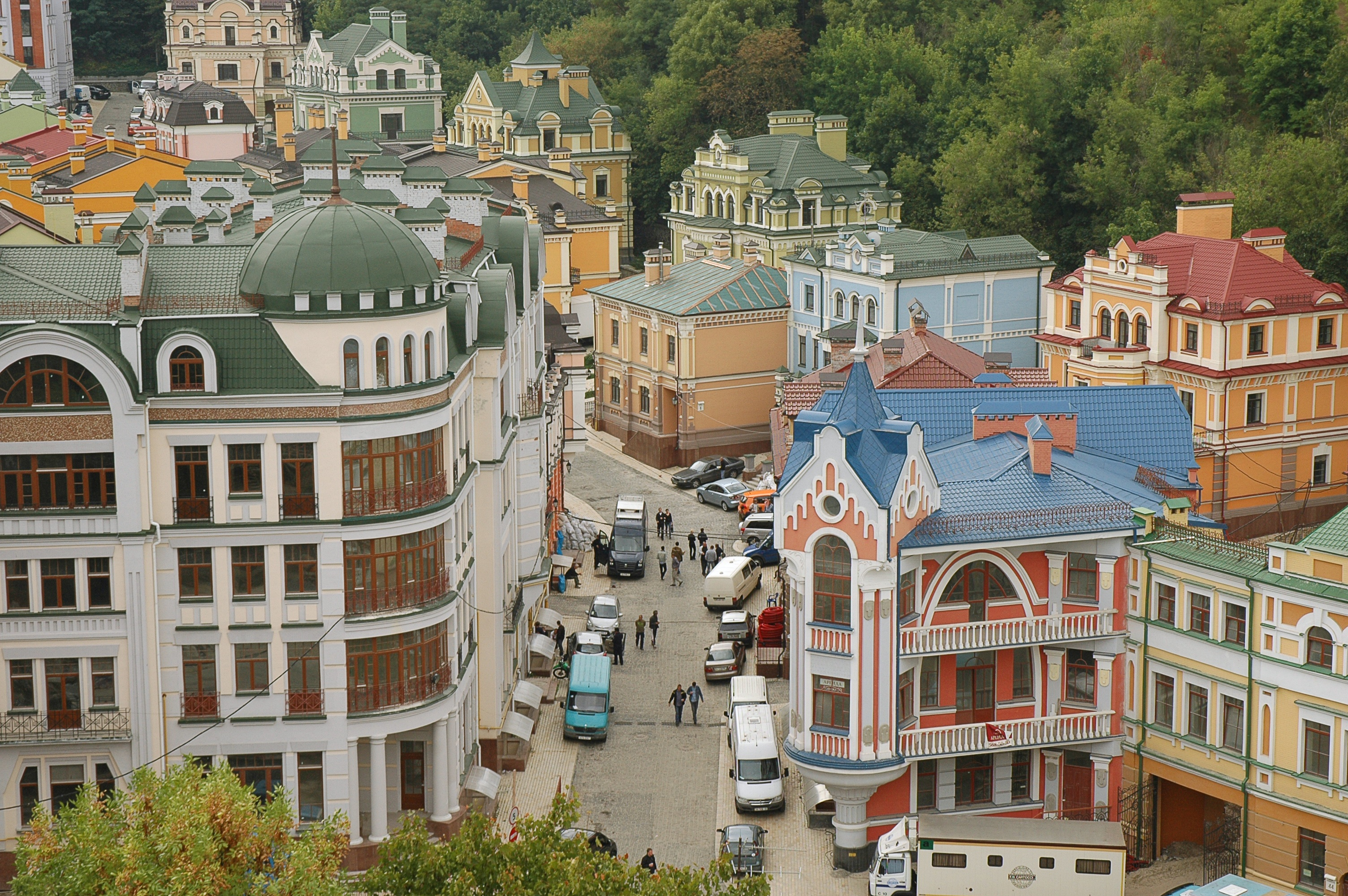 Киев район Воздвиженка фото