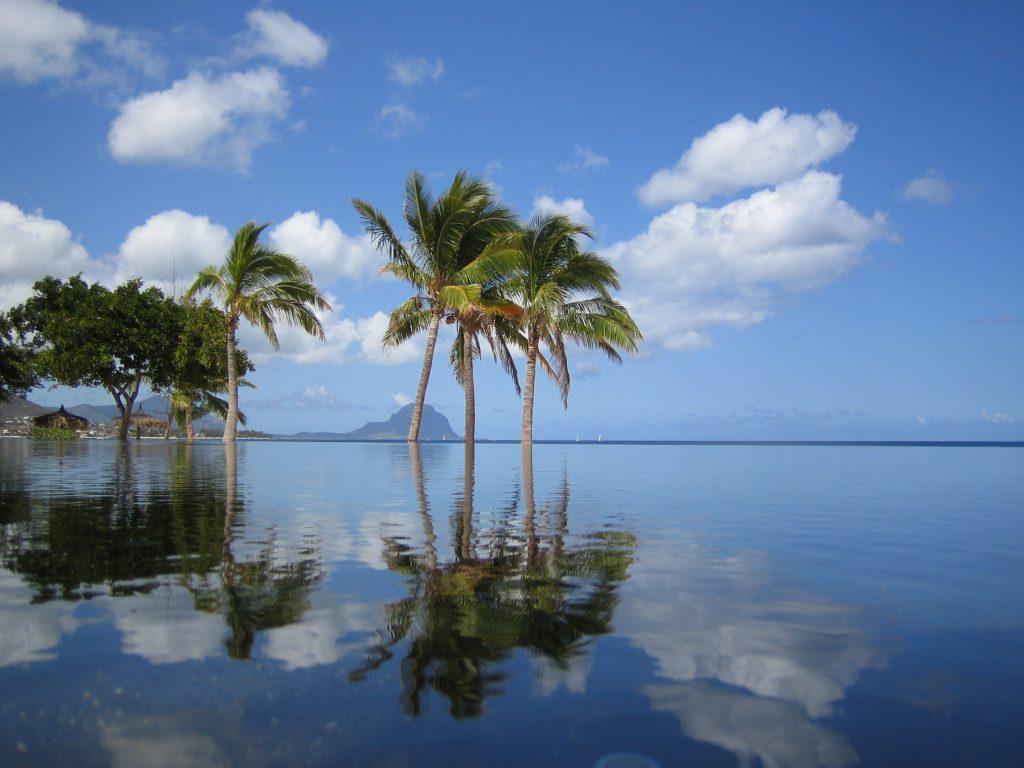 Отель на острове Маврикий фото