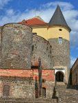 Замок Паланок в Мукачево фото
