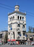 Дом башня в Запорожье на проспекте Металлургов