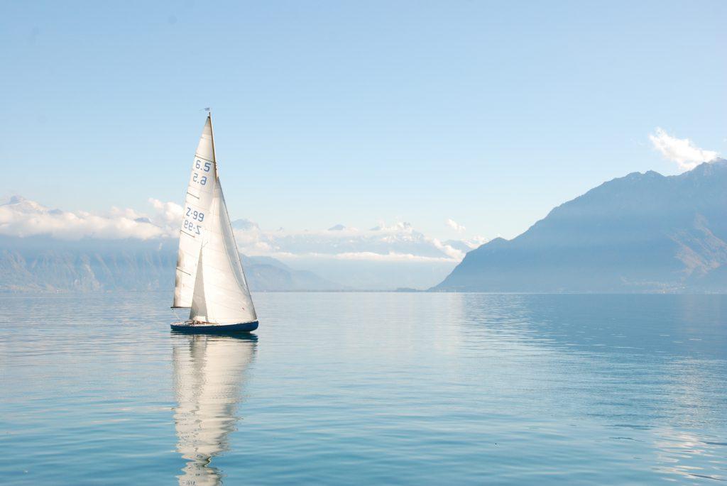 Женевское озеро фото