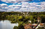 Панорама Житомира