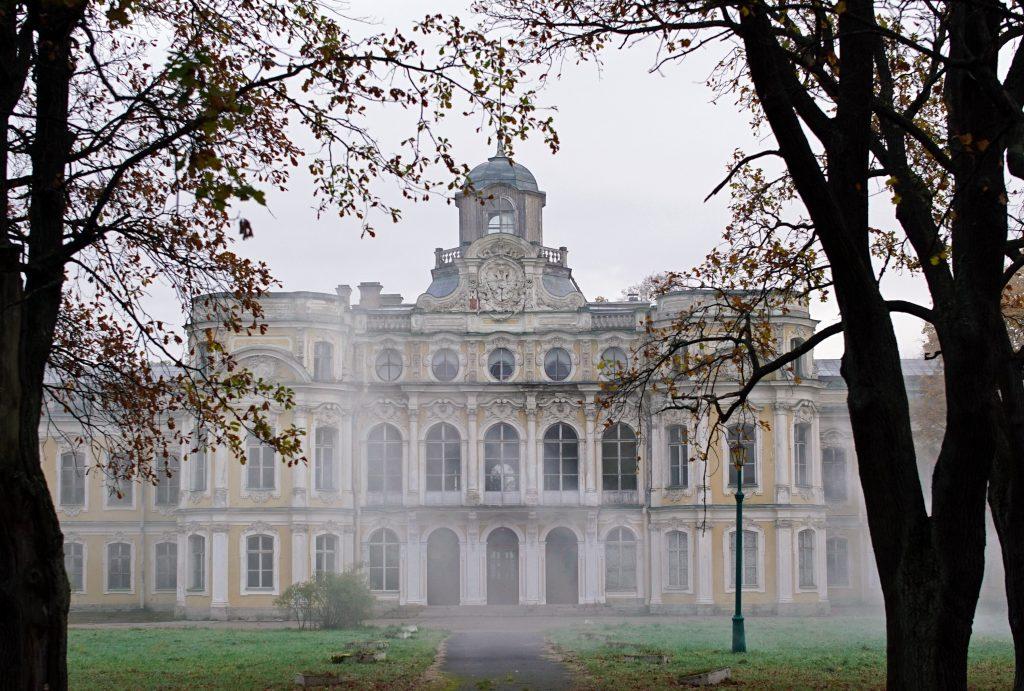 Усадьба Знаменка, Санкт-Петербург Петергоф