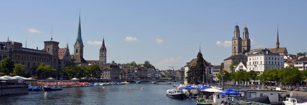 Панорама Цюриха
